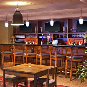 at the Minot location in the onsite Lounge relax with a drink and socialize