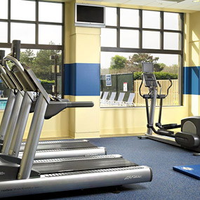 Minot fitness center with the latest equipment, after take a dip in our indoor pool